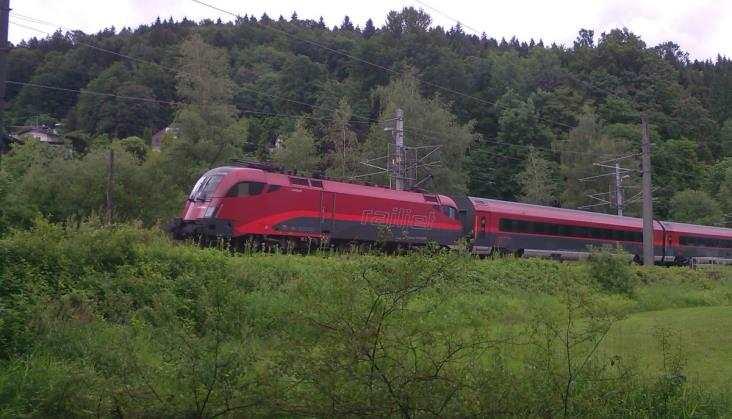 Nowy rozkład jazdy pociągów wAustrii już opublikowany
