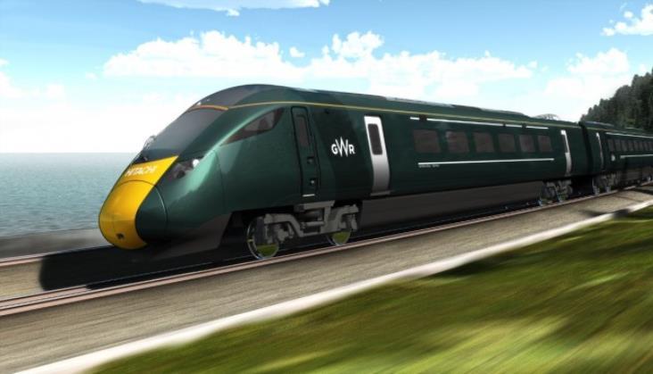 Hitachi zbuduje we Włoszech pociągi dla Wielkiej Brytanii