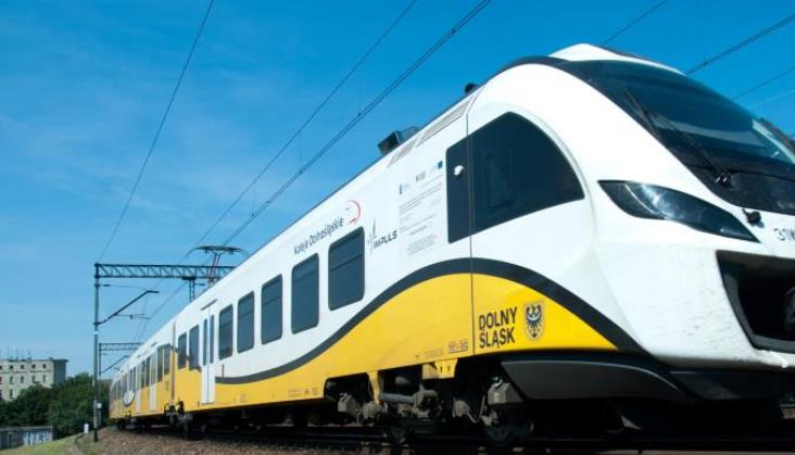 Dolny Śląsk inwestuje we Wrocławską Kolej Aglomeracyjną
