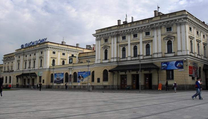 Kraków: Nie będzie kina wbudynku starego Dworca Głównego