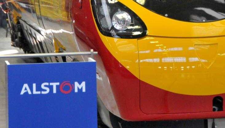 Duży wzrost zamówień Alstomu
