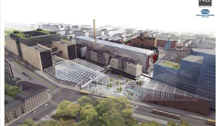 Łódź: Będzie przystanek Centrum dla kolei podziemnej