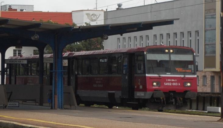 Przewozy Regionalne kończą przygodę z autobusami szynowymi SA101 i SA102