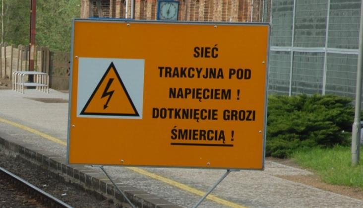 Trzy oferty na przebudowę sieci trakcyjnej z Bukowna do Sławkowa