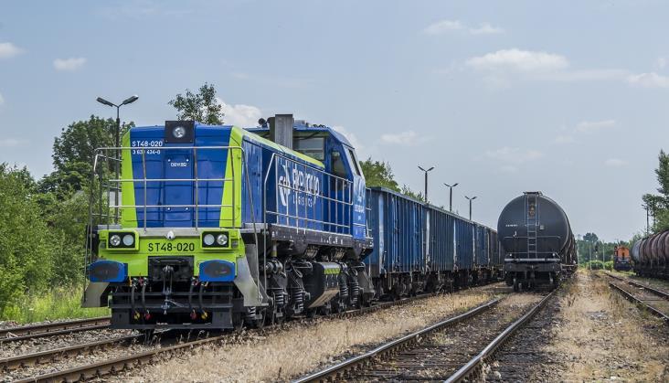 Newag zakończył modernizację lokomotyw dla PKP Cargo