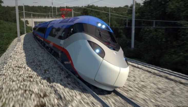 Alstom dostarczy szybkie pociągi do USA