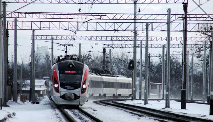 Olbrzymie zainteresowanie pociągiem na Ukrainę