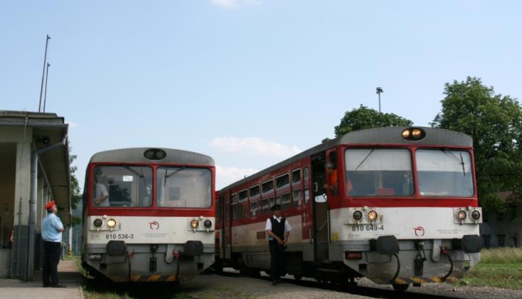 Będą pociągi Rzeszów – Medzilaborce. Przez granicę za 1 euro