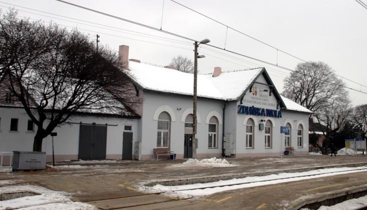 Zduńska Wola chce wyremontować dworzec