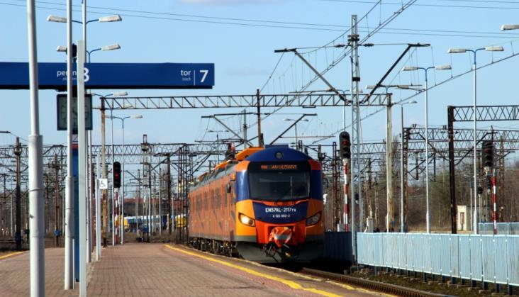 Utrudnienia na trasie Łódź – Sieradz