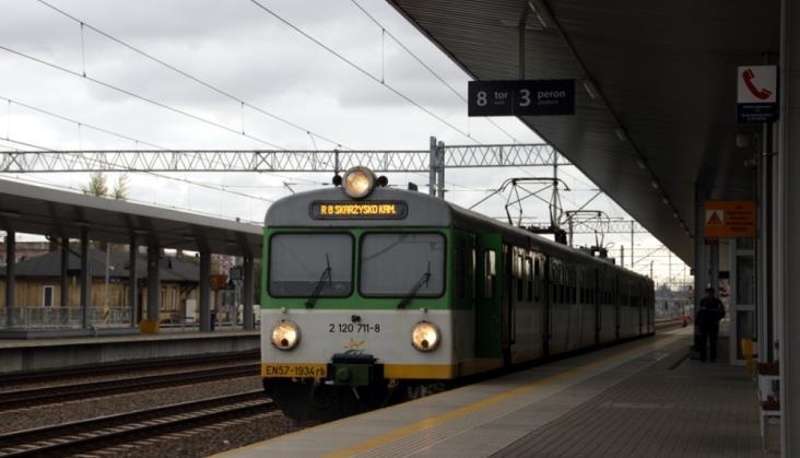 Modernizacja linii nr 8 zgodnie z przyjętym harmonogramem