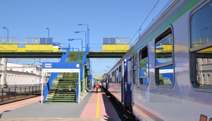 MIB: Pociąg do Grodna może już za miesiąc