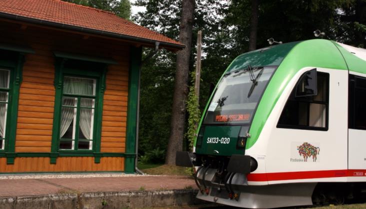 PR: Finansowanie pociągu do Kowna nie jest uzgodnione