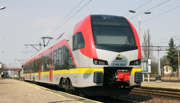 Wakacyjne prace na linii Łódź – Kutno