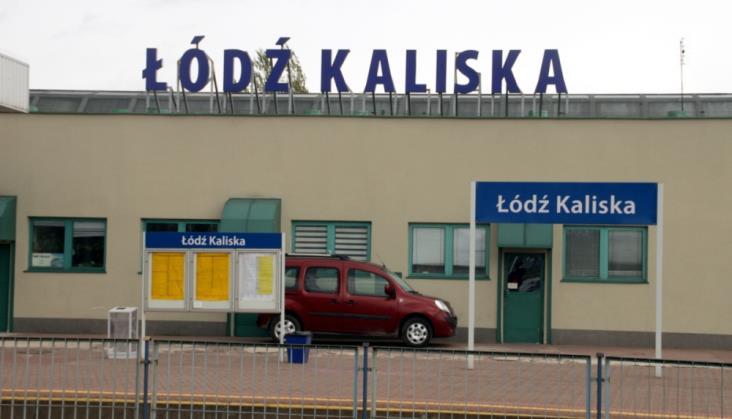 Łódź: PKP IC zostaje na Kaliskiej. Tymczasowo
