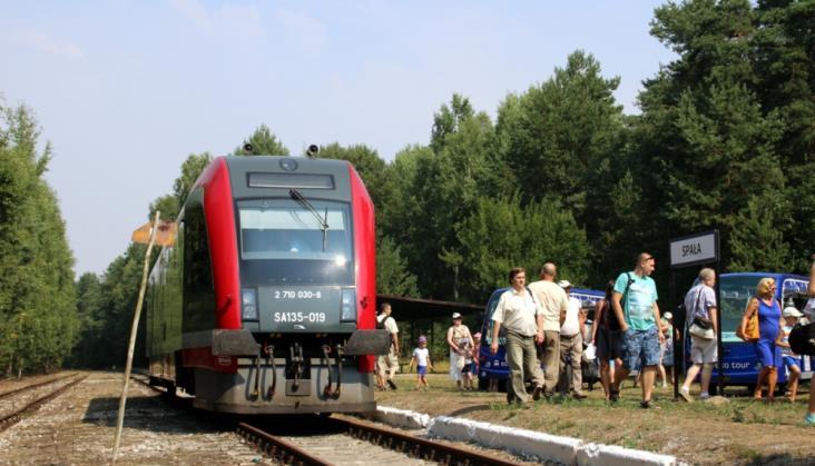 Pociągi do Spały zamówi gmina Inowłódz