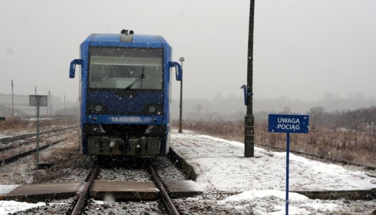 Pociągi ponownie wrócą do Wielbarka