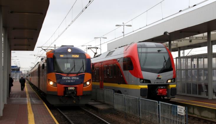 Łódź – Zduńska Wola: Podniesienie prędkości będzie łatwiejsze