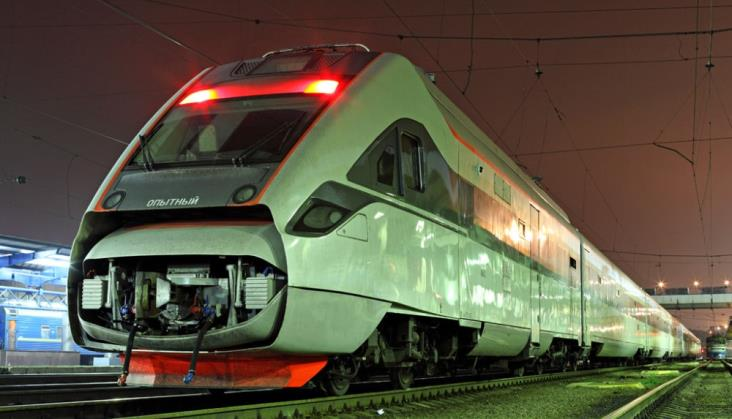 Ukraińskie Intercity do Przemyśla jeszcze w tym roku?