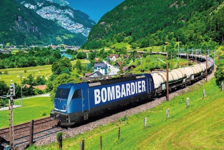 Bombardier prezentuje kompletną rodzinę nowych lokomotyw Traxx [zdjęcia]