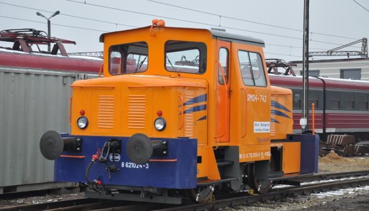 Przewozy Regionalne kupią lekką lokomotywę manewrową