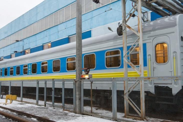 Ukraina: Z Kijowa do Iwano-Frankiwska w zupełnie nowych wagonach [zdjęcia]