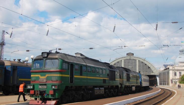 Jak będzie wyglądał plan modernizacji ukraińskiego taboru?