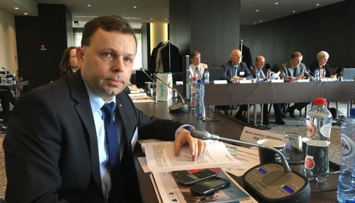 PKP Cargo rozmawiało w Brukseli o regulacjach unijnych dot. przewoźników kolejowych