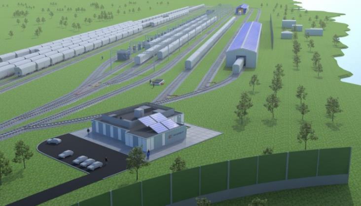 Corail przygotuje dokumenty pod budowę nowych myjni PKP IC