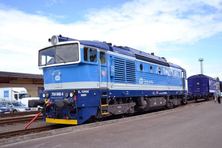 Czech Raildays 2016. Co pokazali południowi sąsiedzi? (zdjęcia)