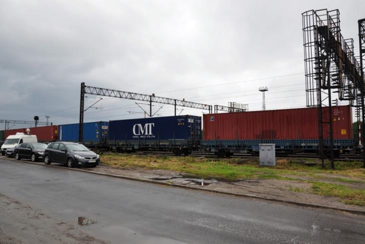 Prezydenci Polski i Chin powitali pierwszy pociąg pod marką China Railway Express