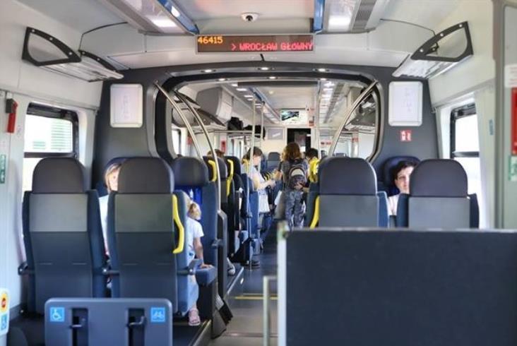 Pierwszy opolski Impuls już jeździ z pasażerami