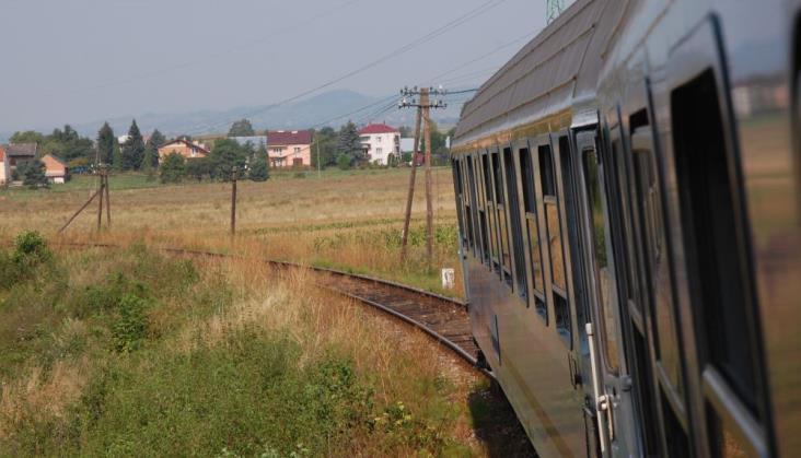 Pociągiem z Zamościa aż do Szczecina, ale dopiero na święta
