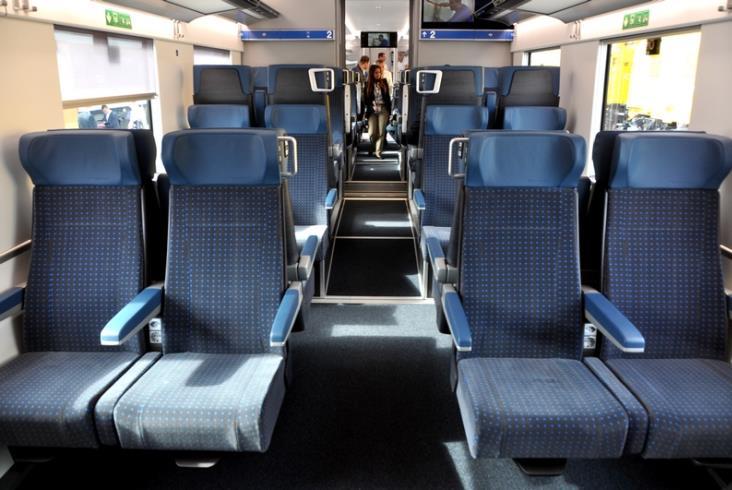 EC250 Giruno: komfort, niska podłoga i... pisuary (zdjęcia)