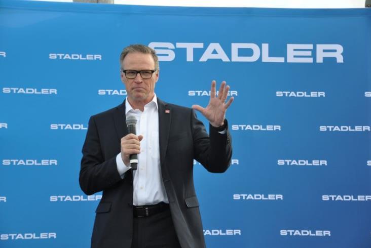 Prezesi SBB i Stadlera zaprezentowali Giruno