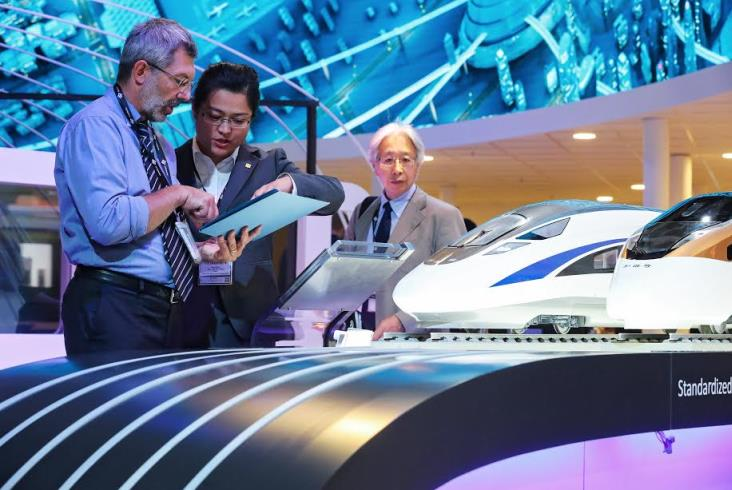 Bombardier i CRRC będą współpracować na światowych rynkach