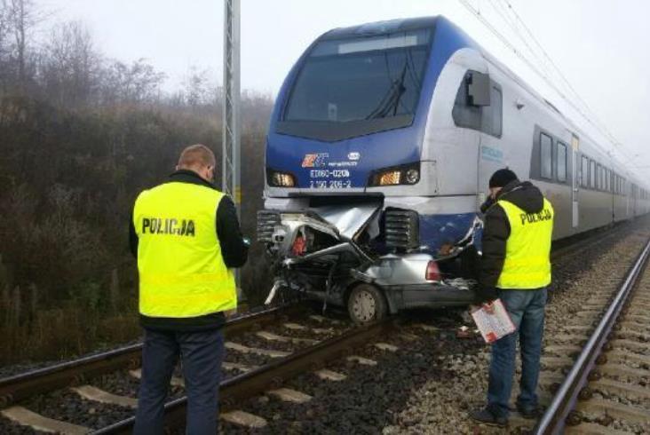 Po wypadku w Piotrkowie Trybunalskim pociągi wracają na trasy (aktualizacja)