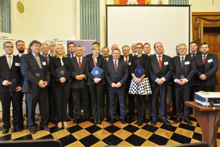 Andrzej Adamczyk: Rada Ekspertów przy PKP PLK będzie platformą dialogu (zdjęcia)