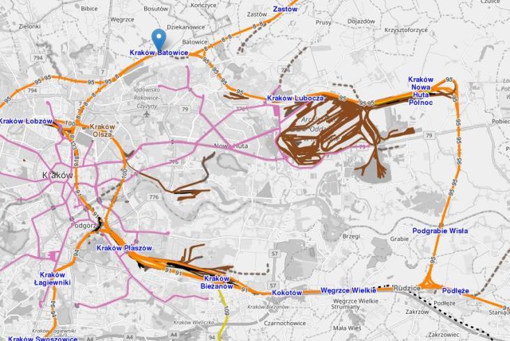 Do 100 km/h po kolejowej obwodnicy Krakowa
