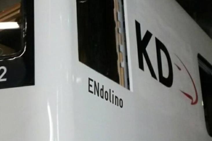 Koleje Dolnośląskie pokazały ENdolino [zdjęcia]