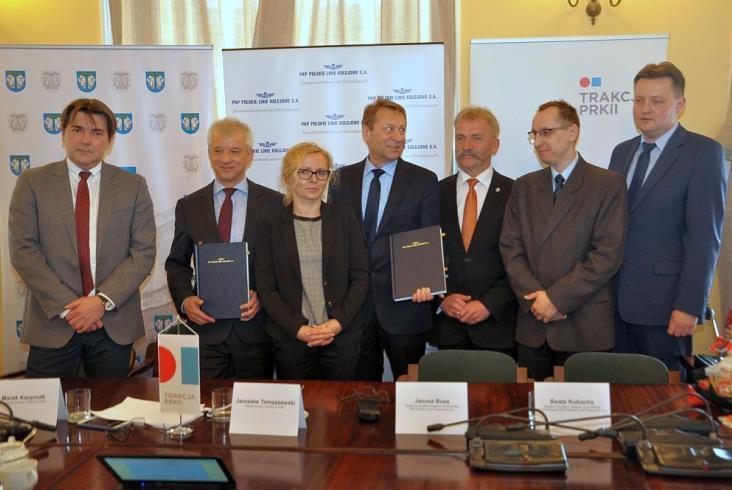 Ostatnia umowa na modernizację E20 podpisana
