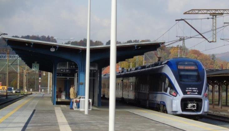 Będą kolejne prace na linii 274 Wrocław – Jelenia Góra