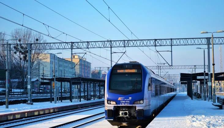 Pierwszy Flirt w barwach PKP Intercity przejechał 0,5 mln km