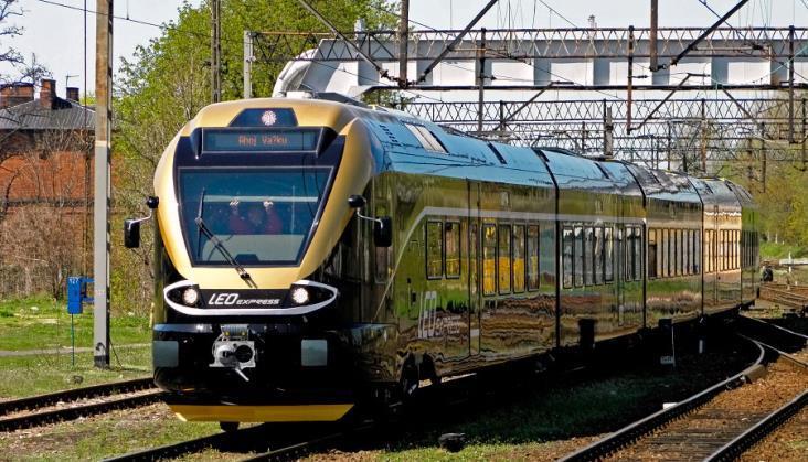 UTK: Leo Express chce jeździć z Pragi do Warszawy
