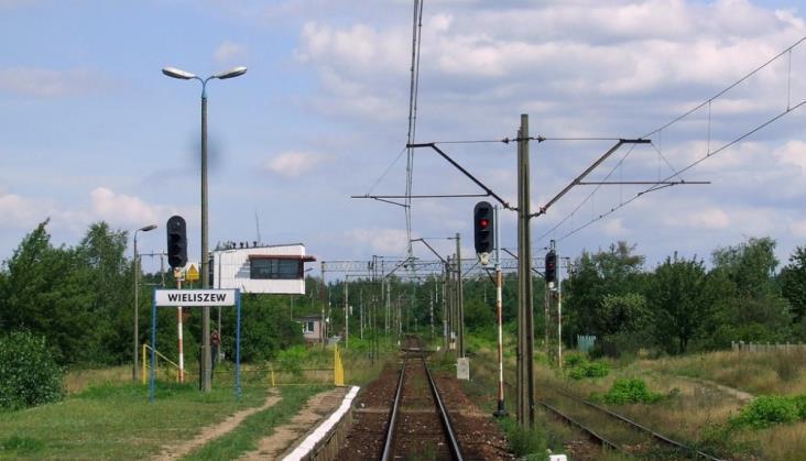 Pechowa linia z Wieliszewa do Zegrza