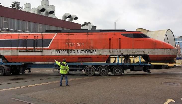 Zamówienie rządowe uratuje fabrykę Alstomu w Belfort