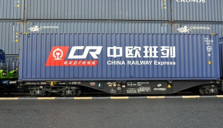 Libiszewski: Pociąg PKP Cargo do Chin lada moment