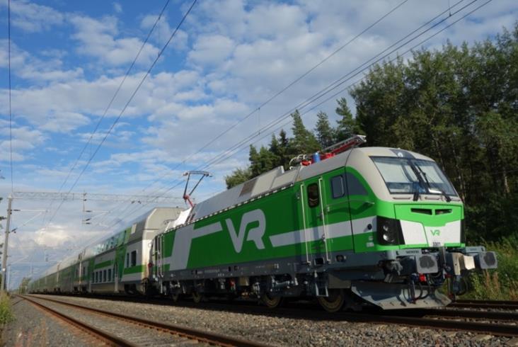 Pierwsze Vectrony dopuszczone do ruchu w Finlandii