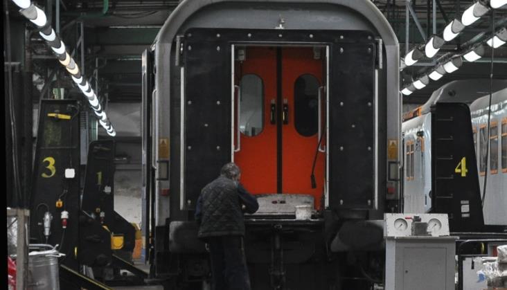 Tylko 126 ze 186 wagonów Intercity do naprawy
