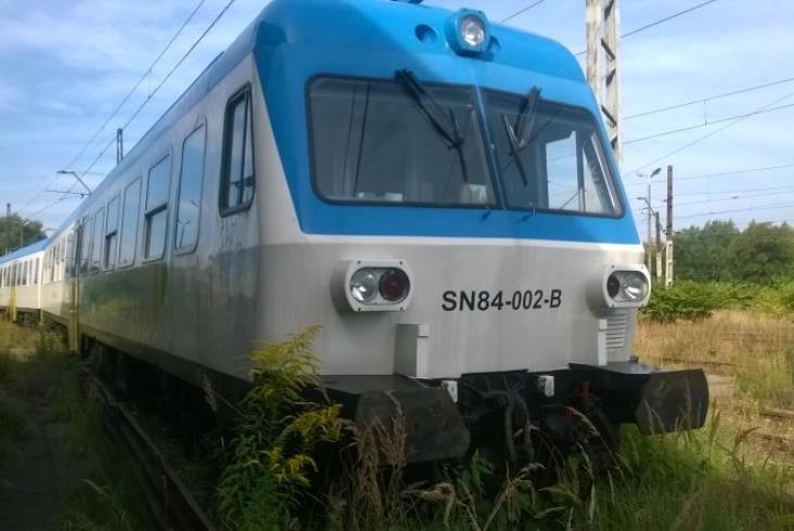 Pociągi DH2 i VT614 Przedsiębiorstwa Wodociągów idą na sprzedaż [zdjęcia]